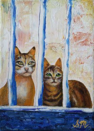 'Cat Minature 9'